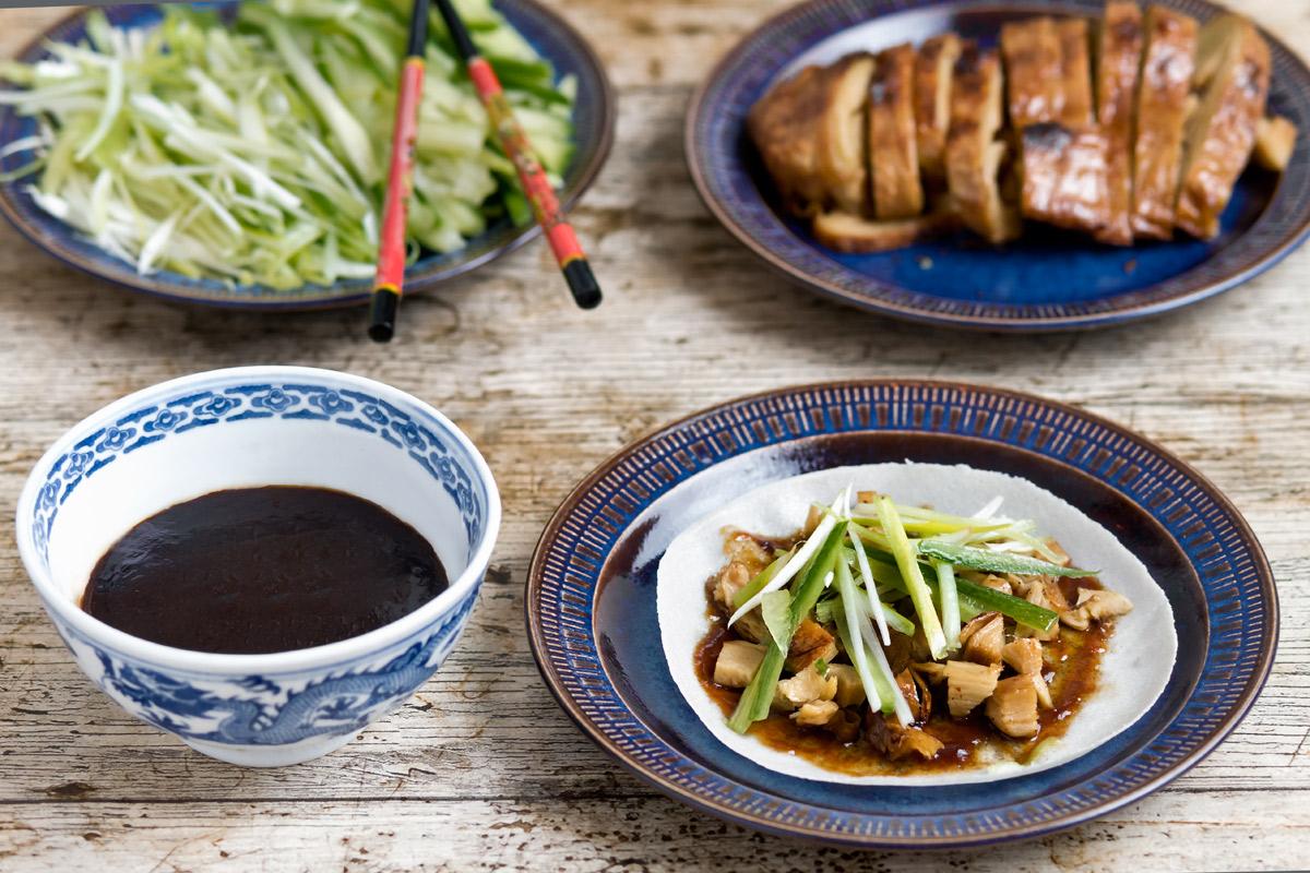 Vegan Peking Duck | www.planticize.com