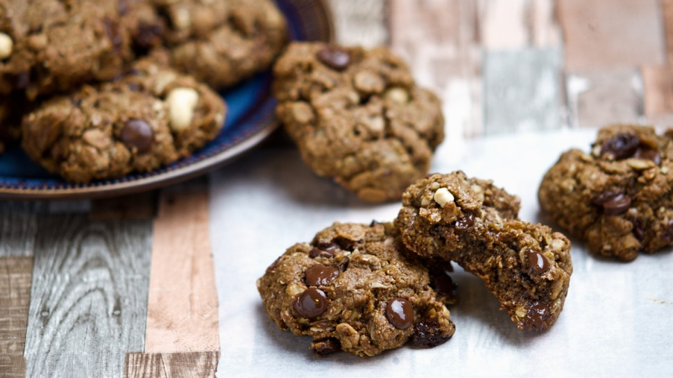 Vegan Powerhouse Cookies | www.planticize.com