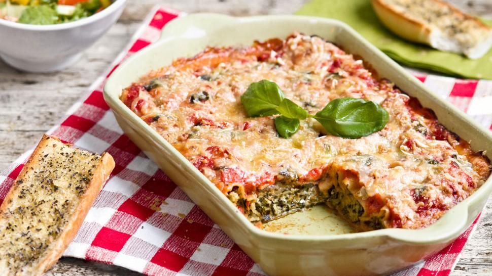 Cashew ricotta and spinach cannelloni | www.planticize.com